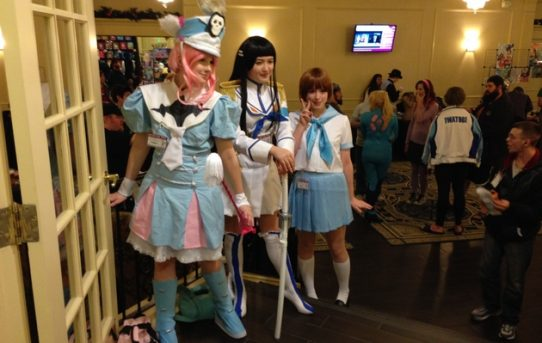 Anibros Podcast Episode 49 – Newcon Report 2013