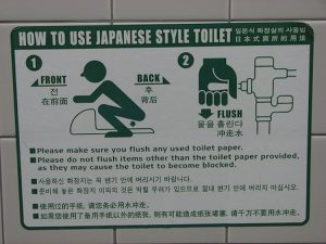 Know Japanese to Visit Japan Japanese toilet