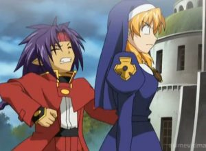 Trigun and Chrono Crusade