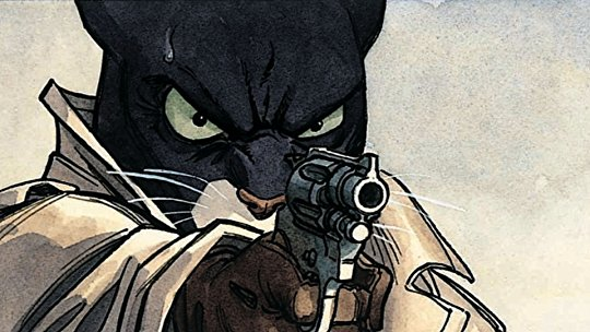 Otafu Susume 03 - Western Comic Swap (Blacksad and Seven to Eternity)