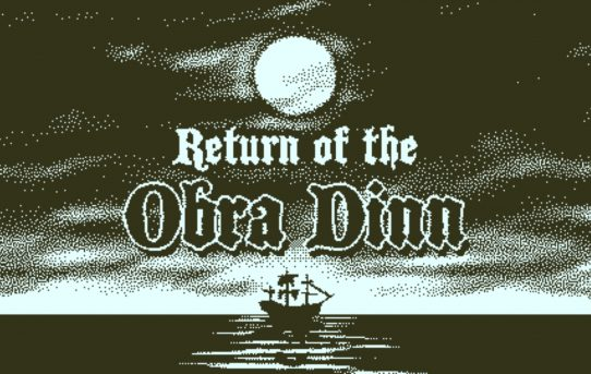 Otafu Susume 17 - Seasick on Murder Boat (Return of the Obra Dinn)