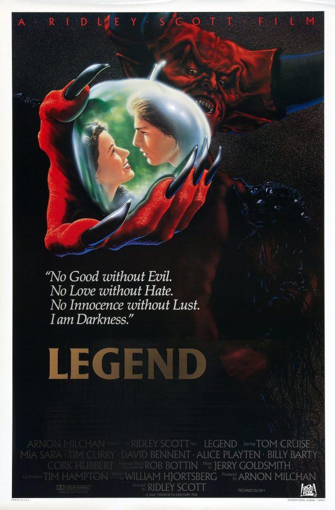 Otafu Susume 20 - Dark Legends of the 80s (Legend and Dark Crystal)