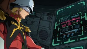 Recommendations for My Otaku Spouse Podcast 22 - Mobile Suit Gundam: The Origin anime