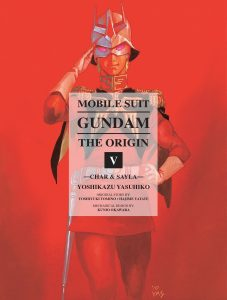 Recommendations for My Otaku Spouse Podcast 22 - Mobile Suit Gundam: The Origin manga