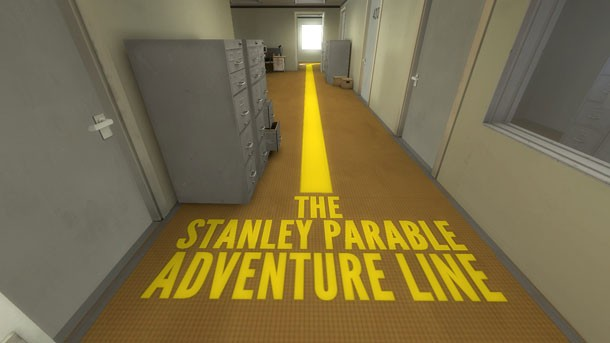 Otafu Susume 26 - Recommend Your Own Adventure (The Stanley Parable)