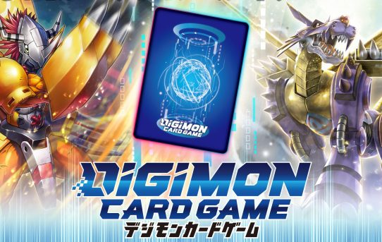 Otafu Susume 32 - Digital Monsters (Digimon Card Game)